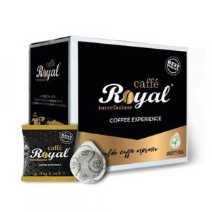Royal Caffè 150 cialde compostabili 44mm miscela Gourmet da 8 grammi