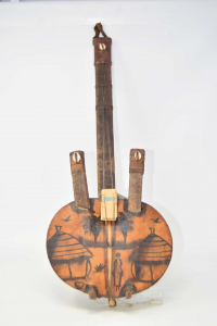Tool Musical Artigianel Of Capoverde 55 Cm