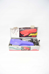 Hair Straightener Pretty Wave Su Wave Purple Imetec With Plates Replacement