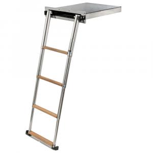 Foldaway ladder Luxury with handle