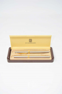 Packaging Pen Pen + Pen Stilografica Borghini New