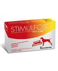 Stimulfos Pet Line 30 Compresse - Mangime Complementare Per Cani