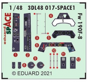 Fw190A-8/R2 Space