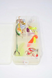 Box With Various Accessories From