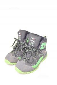 Boots Mountain Boy N° 31 Lytos Black Green