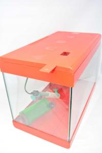 Aquarius Orange With Depuratore 24x43x30 Cm