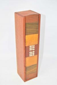 Game Domino Wood