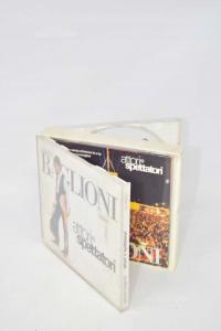 Cd Musicale Claudio Baglioni Atori E Spettatori