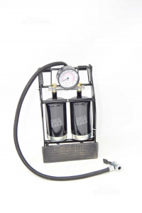 Pump To Pedale Double Cylinder Manometr Wekgo 1494749