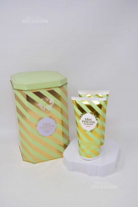 Set Bathroom Cream + Milk Shower Pupa Miss Princess With Box Tin