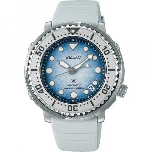 Orologio Seiko Prospex SRPG59K1 Prospex - Antarctica Tuna ʻSave the Ocean'