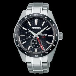 Orologio Seiko Presage SPB221J1 Presage Sharp Edged GMT