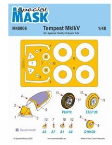 Tempest Mk.II/V