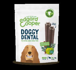 EDGARDCOOPER DOGGY DENTAL MEDIUM 105GR