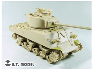 U.S. M4A3(76)W Sherman