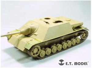 WWII German Jagdpanzer IV L/70(V) Fenders