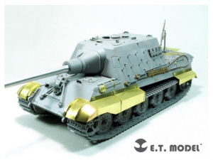 WWII German Jagdtiger Early/Late