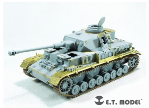WWII German Pz.Kpfw.IV Ausf.H Basic