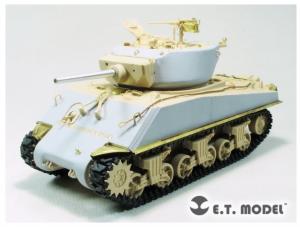 WWII U.S. M4A3E2