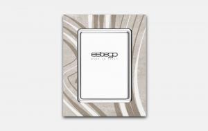 Cornice portafoto Estego in legno con stampa a fascia 4063