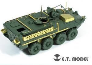 E72-026 Modern US ARMY M1126 IFV
