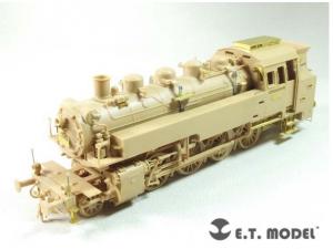 Steam Locomotive BR86 DRG