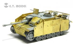 WWII German StuG.III Ausf.G Fenders