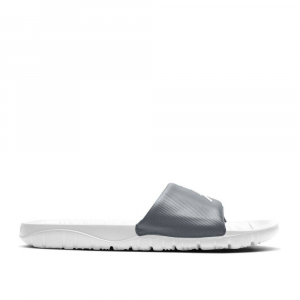 Jordan Break Side Ciabatta White/Cool Grey
