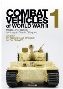 COMBAT VEHICLES OF WORLD WAR II
