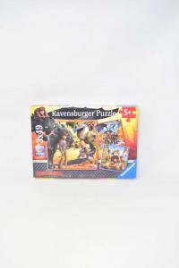 Puzzle Ravensburger 3*49 Dragons