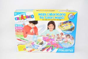 Gioco MITAMA Mega laboratorio dei colori magici