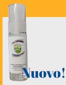 Crema Contorno Occhi Antiossidante 30ml