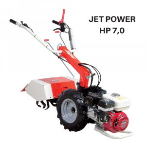 VALGARDEN Motocoltivatore 4T Jet Power 50cm