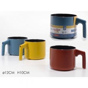 Bollilatte Stile Vintage 12 cm Con Manico Disponibile In Varie Colorazioni Bollitore Cucina