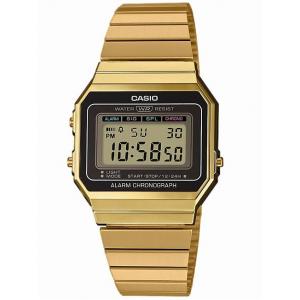 Casio Vintage digitale, gold