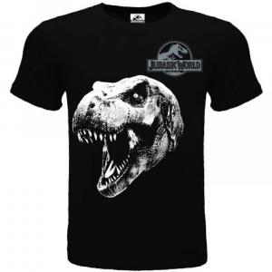 T-shirt Jurassic World T-Rex 9/11 - 12/13 anni