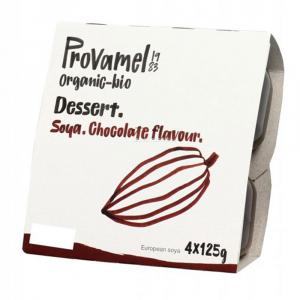Soya Dessert Choco PROVAMEL 4x125g