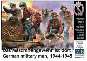 German military men