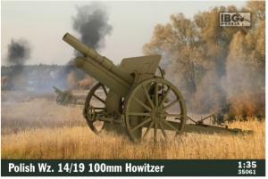 Polish 100mm Howitzer wz 14/19
