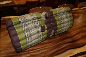 Cuscino a rotolo in cotone thai medium (ROLABLE MAT MEDIUM)