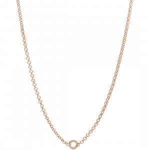 Collana donna Rosato storie in argento 925 rosè RZC004