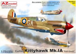 Curtiss Kittyhawk Mk.1A