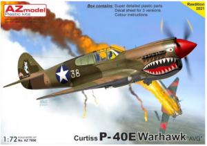 Curtiss P-40E AVG