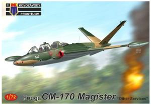 Fouga CM-170 Magister