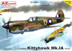 Kittyhawk Mk.1 RAAF