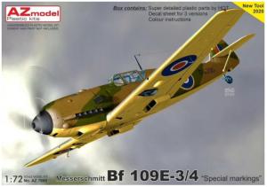 Messerschmitt Me-109E-3/4