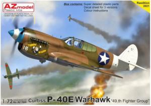 P-40E 49.th SQ