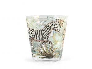 Bicchiere vetro savana 25cl