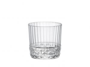 Bormioli bicchieri vetro 30cl america 20