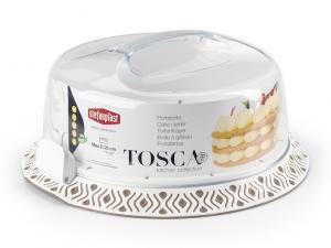 Stefanplast porta dolci Tosca torta 28cm